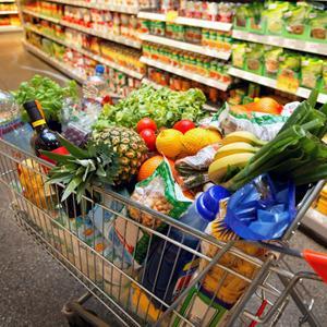 Магазины продуктов Высокогорного